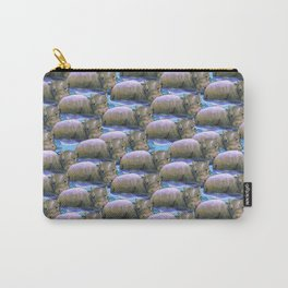 hippo squad Carry-All Pouch