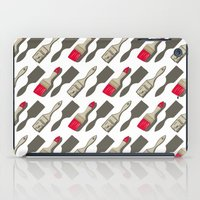 tool iPad Cases featuring Tool Time by Pattern Design