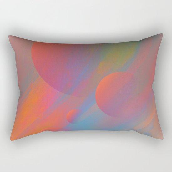 FRESHNESS OF SPRING Rectangular Pillow