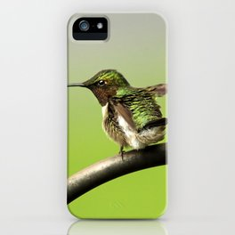 She Went That Way iPhone Case