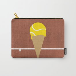 Tennis Ice Cream Carry-All Pouch