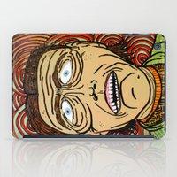 danny ivan iPad Cases featuring Ivan by Patty Hogan