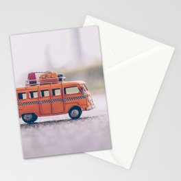 the big bus Stationery Cards