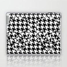 HOUNDSTOOTH SKULL #2 Laptop & iPad Skin
