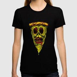 Pizza Face - Zombie T-shirt