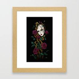 Ego´s death Framed Art Print