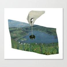 Put A Plug In It. Canvas Print