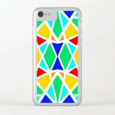 Candy Glass Clear iPhone Case