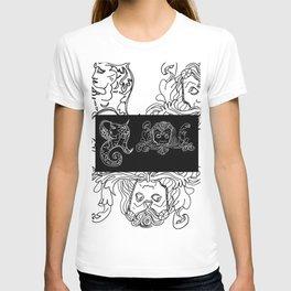Psicostasis IV T-shirt