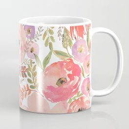 Flower Profusion Coffee Mug