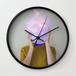 lost my head Wall Clock
