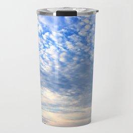 Clouds Dispensing Travel Mug