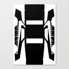 Grantorino75 Mask Canvas Print