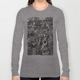 UFO by Mady Thieme Long Sleeve T-shirt
