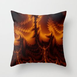 Hellbent Throw Pillow