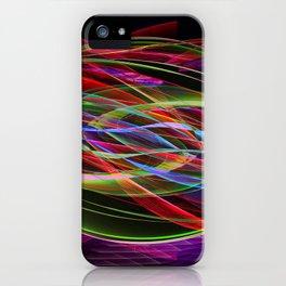 Art Deco Swirl iPhone Case