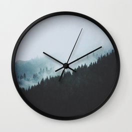 I'm not jealous of the sun Wall Clock