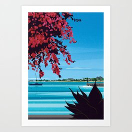 Fuerteventura  Art Print