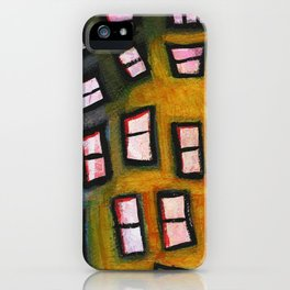 City highrise iPhone Case