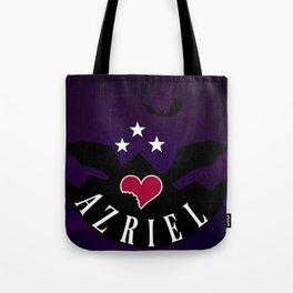 Azriel Illyrian Night Court Tote Bag