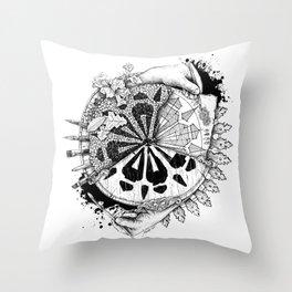 REGIONAL ART Throw Pillow