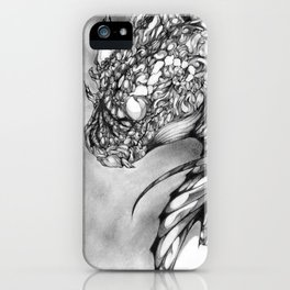 From the mist iPhone Case