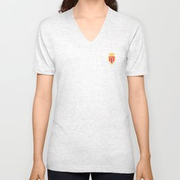 AS Monaco Unisex V-Neck