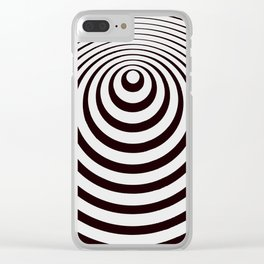 The Twilight Zone Clear iPhone Case
