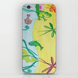 Riverscape iPhone Skin