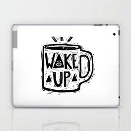 Wake Up Laptop & iPad Skin