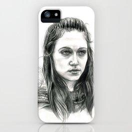 Jem Walker iPhone Case