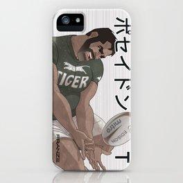 Poseidon T iPhone Case