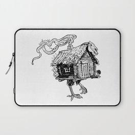 Baba Yaga's hut Laptop Sleeve