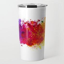 Color me blind Travel Mug