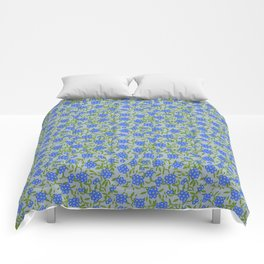 Forget-me-nots Comforters