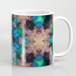 Multi-colored ornament, mosaic Coffee Mug