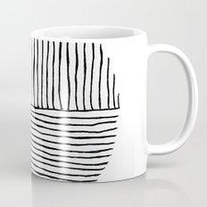Circle : Vertical / Horizontal Mug