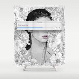 memory Shower Curtain