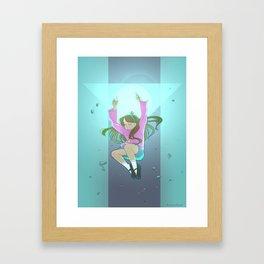 i trust you Framed Art Print