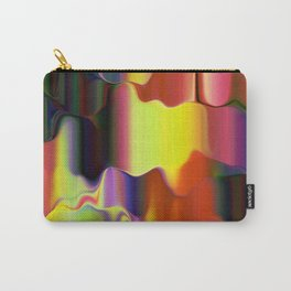 Dripping Paint Carry-All Pouch