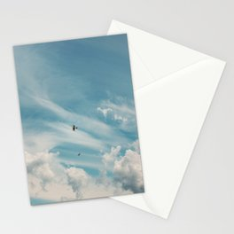 Ducking and Diving Stationery Cards
