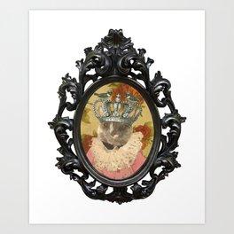 Victorian Drama Art Print