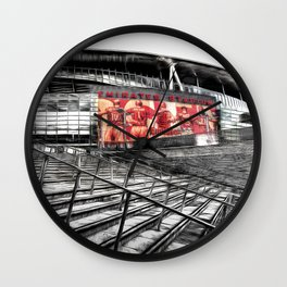 Arsenal FC Emirates Stadium London Art Wall Clock