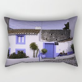 Home in Nazare Rectangular Pillow