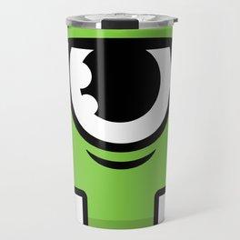 Monsters⁴ : Green Travel Mug