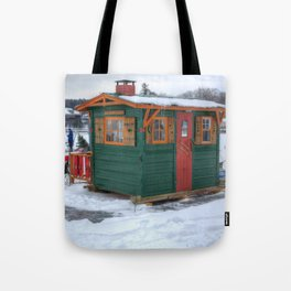 Winni Bobhouse Tote Bag