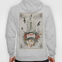 Oriental Garden Hoody