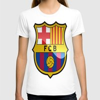 barcelona T-shirts featuring BARCELONA by Acus