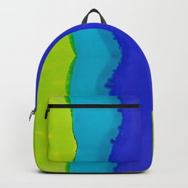 In waves Backpack