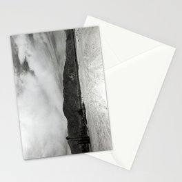 Obsidian Mountains of California Stationery Cards